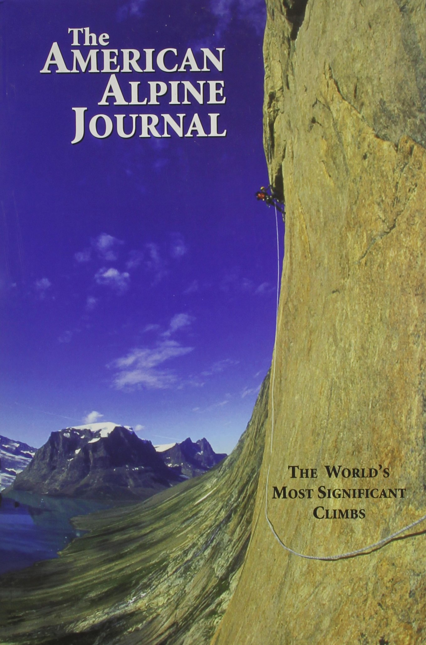AMER ALPINE JOURNAL VOLUME 51 (American Alpine Journal)