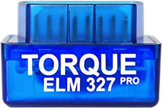Torque Pro Elm 327 SOLO para Android V1.5 OBDII OBD 2 Lector