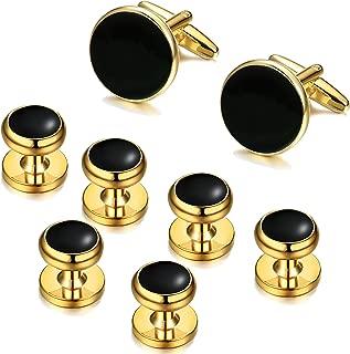 Best gold tuxedo buttons Reviews