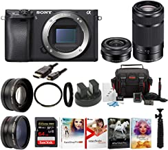 Best sony a6500 sony 18 105 Reviews
