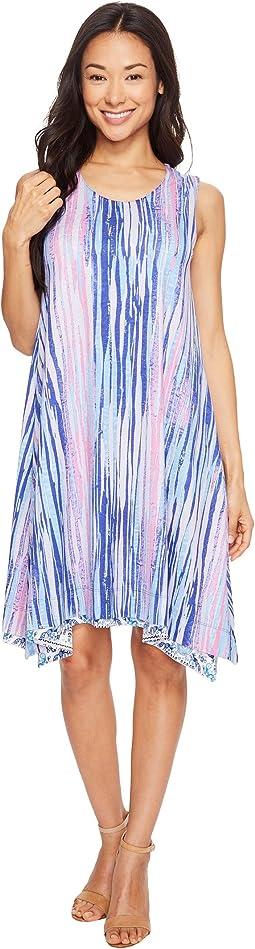 Printed Reversible Dress