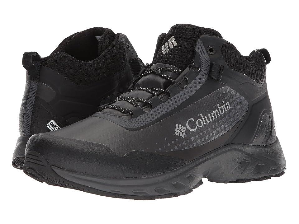 Columbia Irrigon Trail Mid Outdry XTRM (Black/Stratus) Men