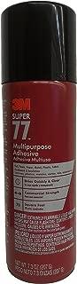3M Super 77 Multi-Purpose Adhesive, 7.3 fl oz, Aerosol