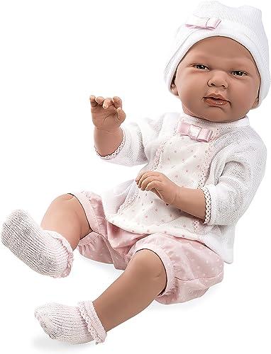 Arias 65190 Elegance Baby Eddie, Farbe Rosa