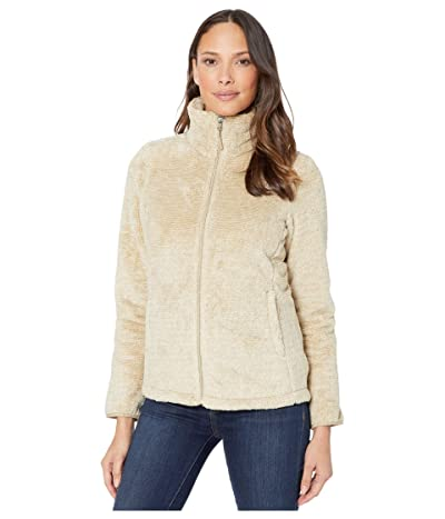 The North Face Seasonal Osito Jacket (Twill Beige/Vintage White) Women