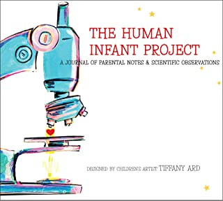 The Human Infant Project - Baby Keepsake Journal Memory Book