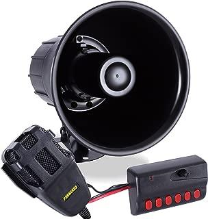 electric siren hooter