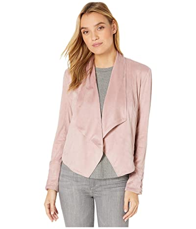 Jack by BB Dakota Flip the Stitch Softshell Jacket (French Pink) Women