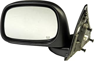 Dorman 955-1377 Driver Side Power Door Mirror - Heated/Folding for Select Dodge Models, Black