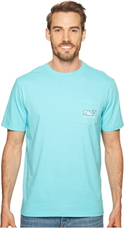 Vineyard Vines - Marlin Out of Water Pocket Tee