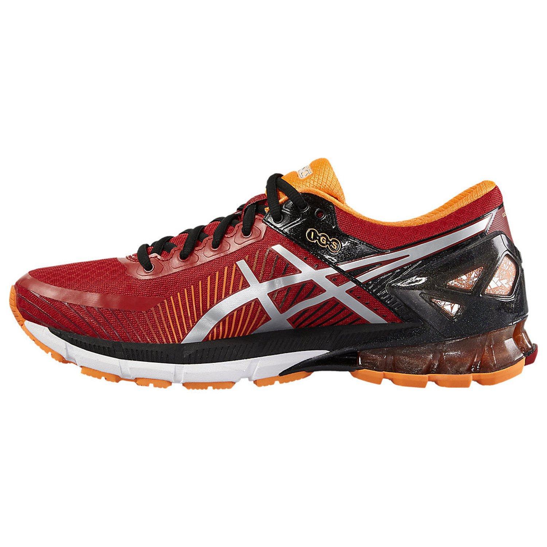 ASICS Gel-Kinsei 6 Carretera Zapatillas de Running – Hombres s-True Rojo Plata Caliente Orange-m: US 9,5/EU 43,5/27,5 cm: Amazon.es: Deportes y aire libre