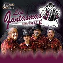 Best los fantasmas del valle music Reviews