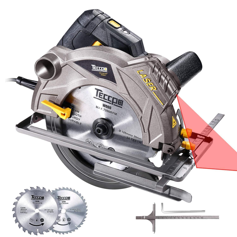 Circular TECCPO Blades%EF%BC%8CLightweight Aluminum TACS01P