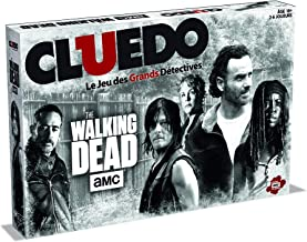 Winning Moves–Cluedo The Walking Dead, 0231, French Version