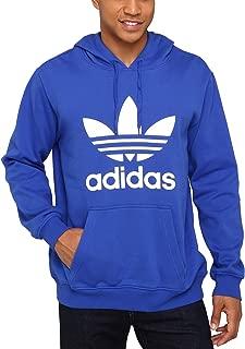 adidas Originals Men's Trefoil Hoodie True Blue (M)