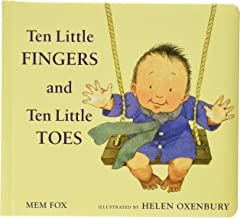 Mem Fox, F: Ten Little Fingers and Ten Little Toes padded bo