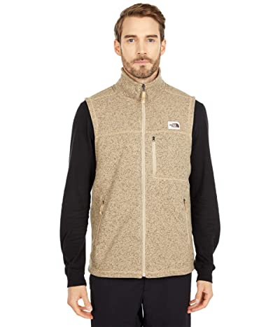 The North Face Gordon Lyons Vest (Hawthorne Khaki Heather) Men