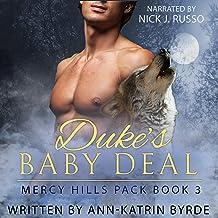 Duke's Baby Deal: Mercy Hills Pack, Book 3