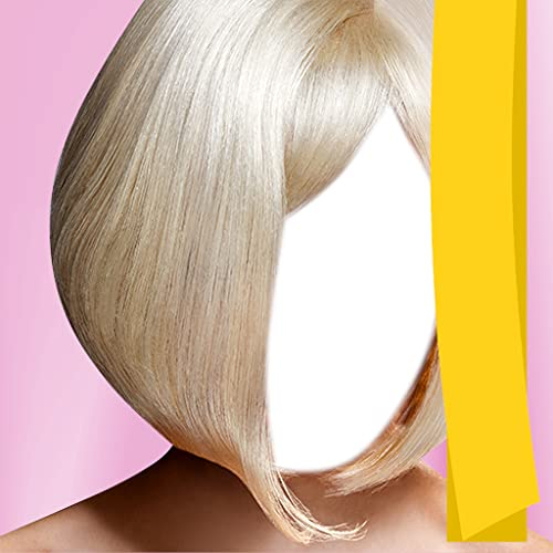 Straight Girl Hair Photo Salon