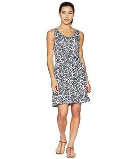 Tangier Odor Free Printed Dress