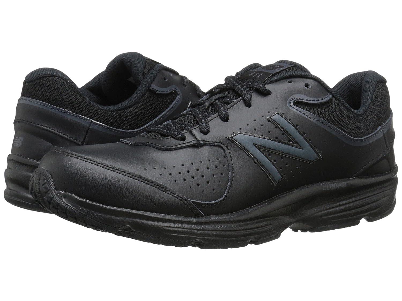 (ニューバランス) New Balance メンズランニングシューズ?スニーカー?靴 WW411v2 Black ブラック 9.5 (27.5cm) B