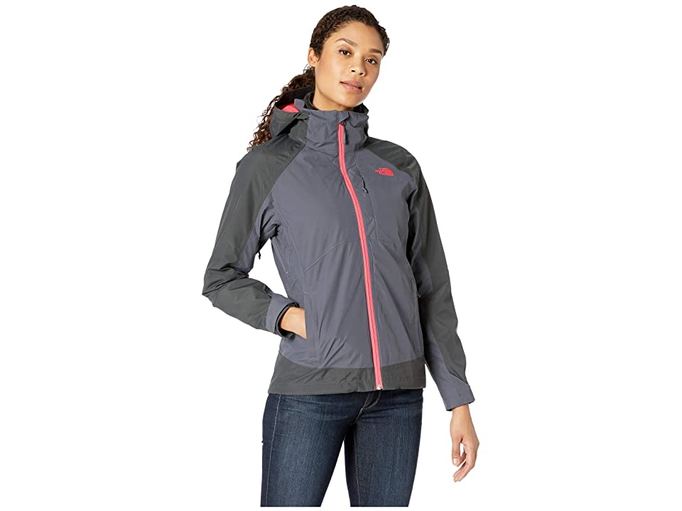 The North Face Osito Triclimate(r) Jacket (Vanadis Grey/Asphalt Grey) Women