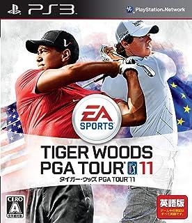 タイガー・ウッズ PGA TOUR 11(日本語マニュアル付き英語版) - PS3