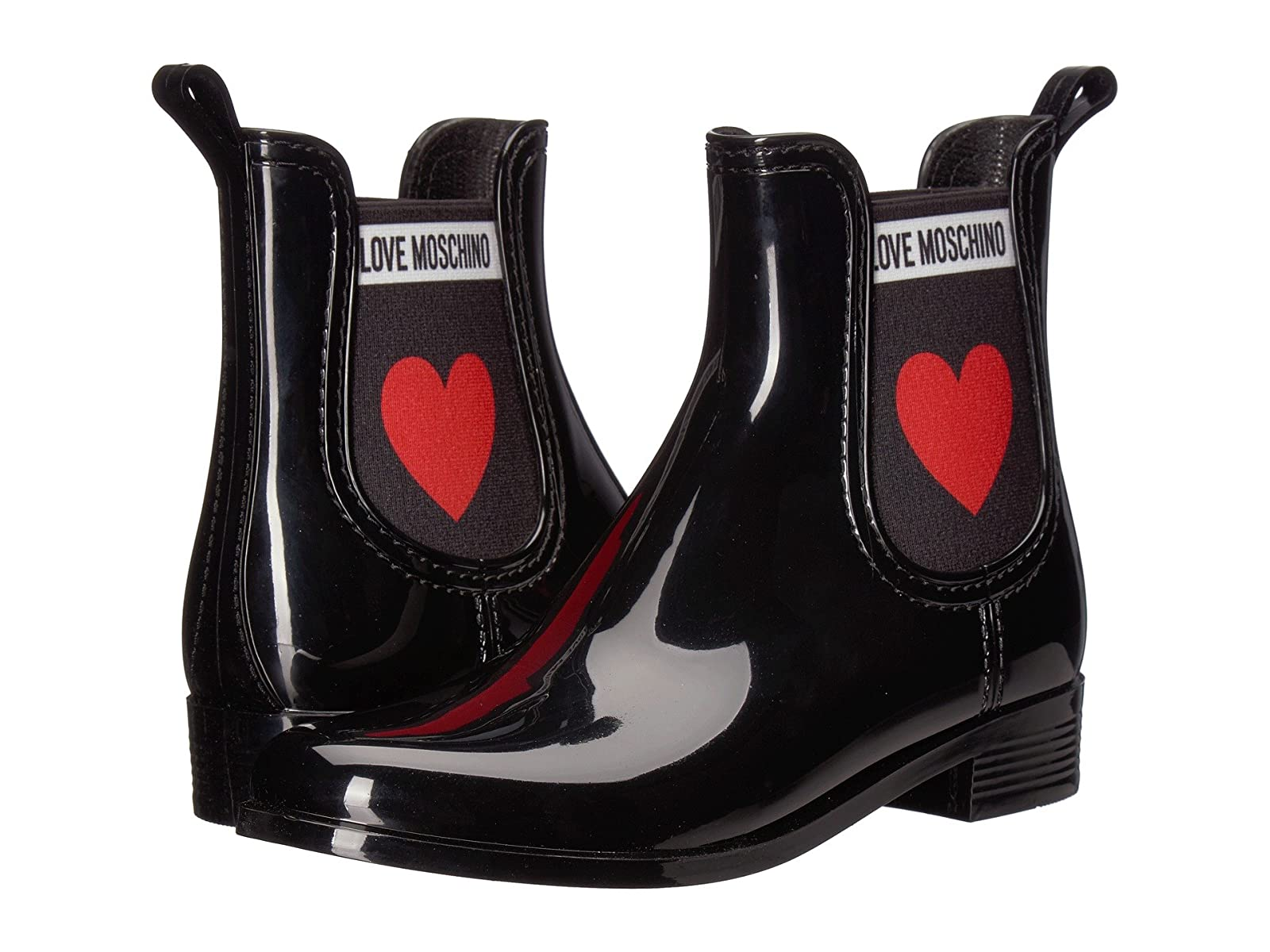 LOVE Moschino Rain BootAffordable and distinctive shoes
