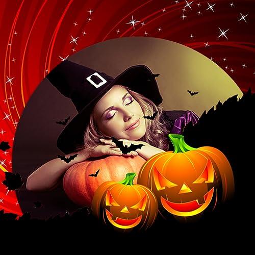 Halloween-Fotorahmen
