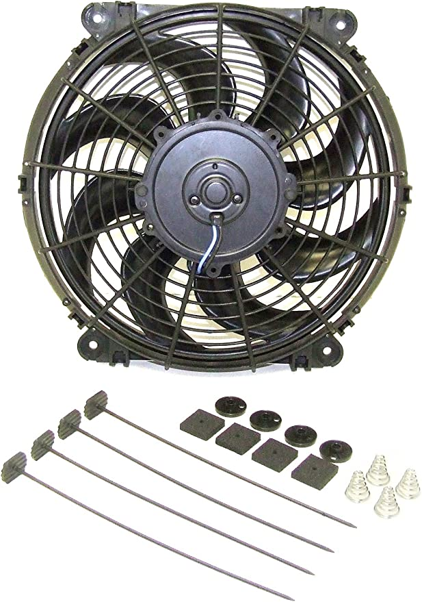 "Factory Air by Four Seasons 12/"" Reversible Fan Kit 36896"