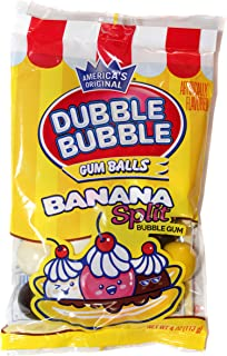 strawberry banana bubble gum