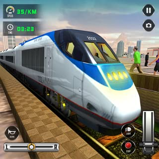 Train Driving Simulator: Train Games 2018