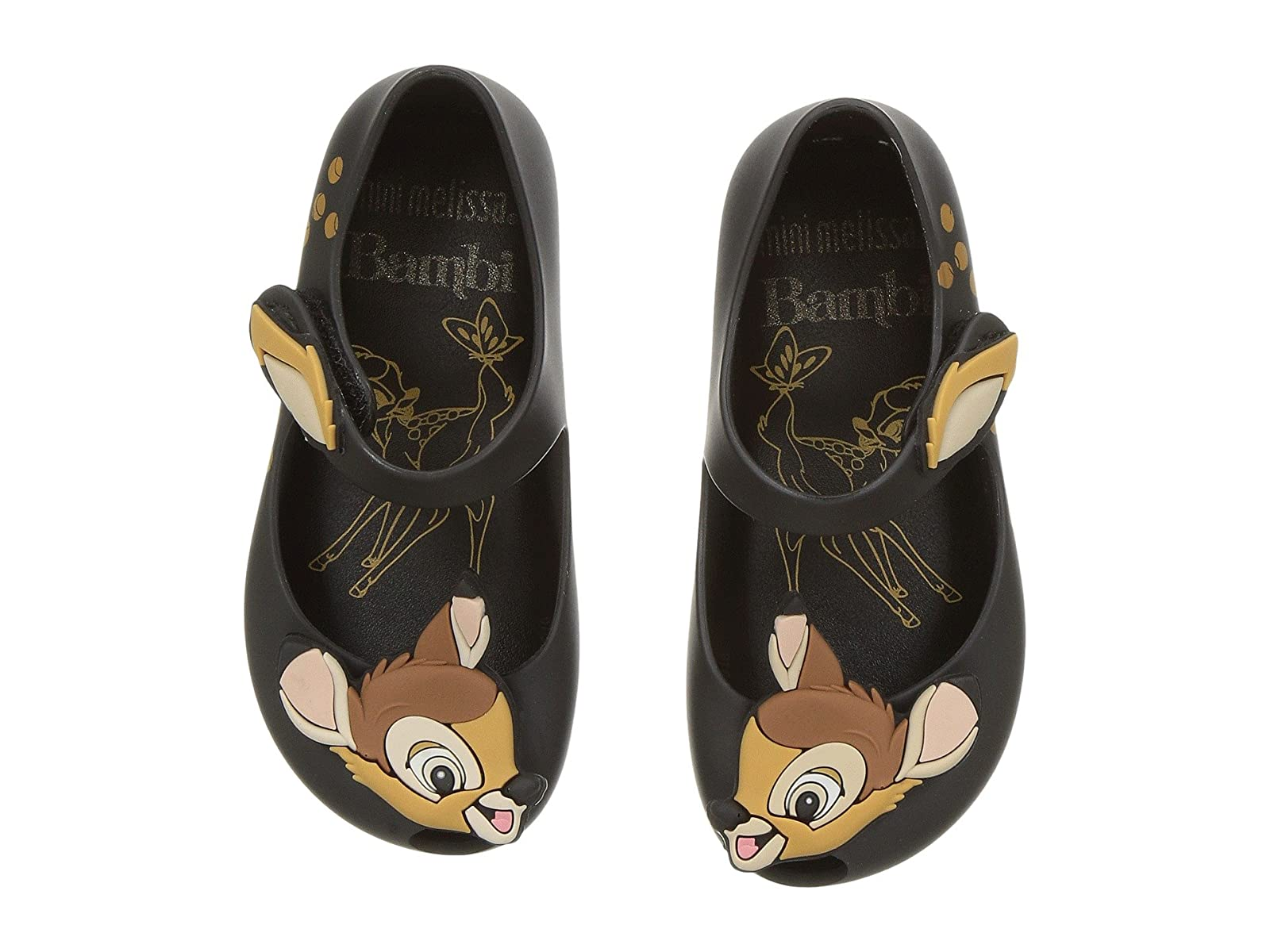 Mini Melissa Mini Kid) Ultragirl + Bambi (Toddler/Little Kid) Mini < Different goods <Men's/Women's f71db4