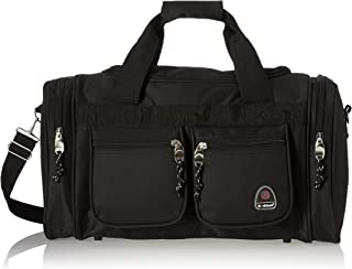 Duffel Bag, Black, 19-Inch