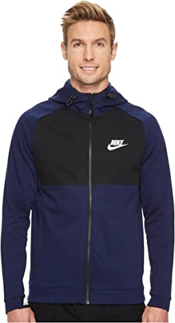 Nike Sportswear Advance 15 Full Zip Hoodie