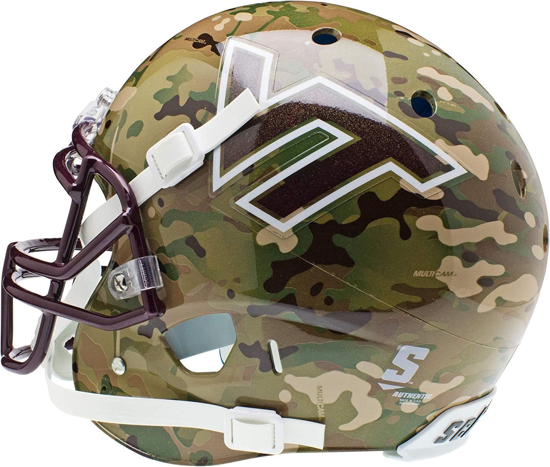 Schutt NCAA Virginia Tech Hokies On-Field Authentic XP Football Helmet