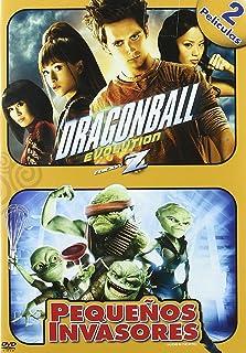 Pequeños Invasores/Dragonball - Duo [DVD]