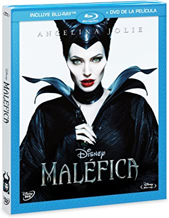 Malefica (BR + DVD Combo Pack) [Blu-ray]