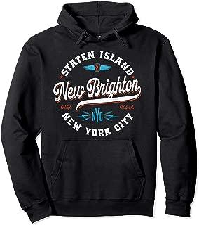 New Brighton Staten Island Pullover Hoodie