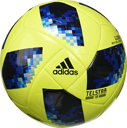 Abandonado alfiler La base de datos  Adidas Balón Mundial Rusia 2018, Neón/Azul, 5: Amazon.com.mx: Deportes y  Aire Libre