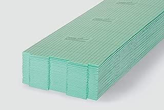 Rollo: 20m2 Base Aislante BASIC WHITE 2.0 de 2mm Aislamiento Especial Tarimas y Parquets; El B/ásico para su Suelo; 20kg//m3 PE Densidad; Fabricante FOAM7 Film