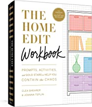 The Home Edit Workbook: Prompts, Activities, and Gold Stars to Help You Contain the Chaos PDF