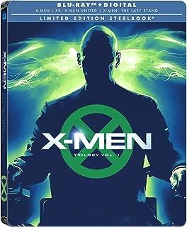 X-Men Trilogy Volume 1 Steelbook