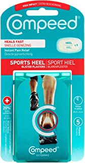 Compeed Advanced Blister Care Cushions 5 Count Sport Pads (2 Packs)