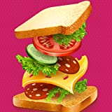 How to Play: Very Interactive and intuitive controls to play the game. Choose from your favourite breads of French, white, brown or loafs Make the pan and choose from chicken, mutton, beef or fish patty Make the best Sandwich and serve it with