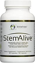 3 x Bottle 90 Caps. STEM ALIVE **AUTHENTIC ** MADE in the USA** Natural Supplement for the Proliferation and Release of Stem Cells