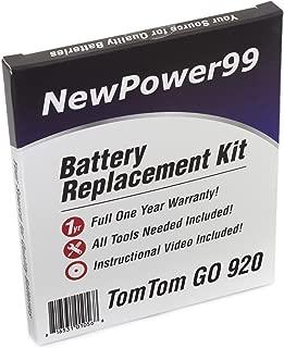 Best tomtom 920 battery Reviews