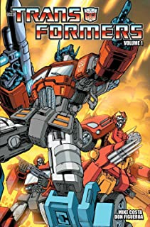 Transformers Vol. 1: For All Mankind
