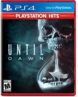 Playstation Until Dawn Hits 4 Original Version