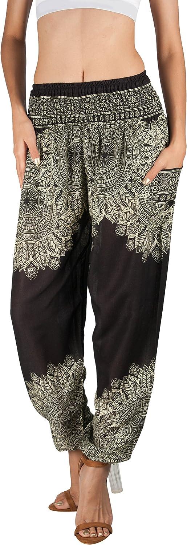 Joob Women's Comfy discount Boho Pants Casual Loose Yoga Harem In stock